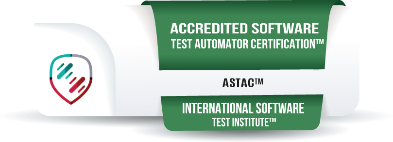 Accredited Software Test Automator Certification™ (ASTAC™)