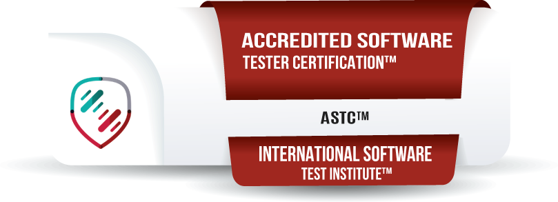 Accredited Software Tester Certification™ (ASTC™)